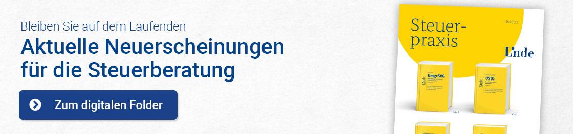 Linde Verlag Steuerpraxis 2/2021